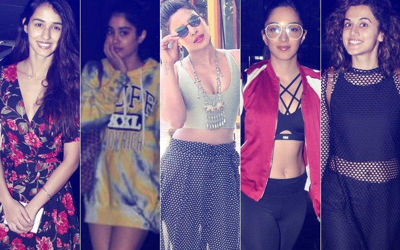 STUNNER OR BUMMER: Disha Patani, Jhanvi Kapoor, Priyanka Chopra, Kiara Advani Or Taapsee Pannu?