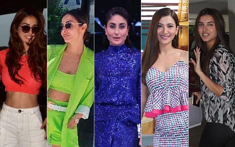 झकास या बकवास: करीना कपूर खान, तारा सुतारिया, गौहर खान, दिशा पटानी या मलाइका अरोड़ा?