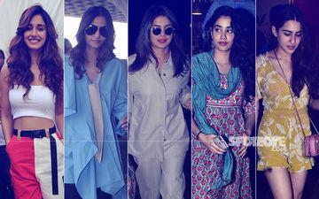 STUNNER OR BUMMER: Disha Patani, Sonam Kapoor, Priyanka Chopra, Janhvi Kapoor Or Sara Ali Khan?
