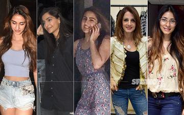 STUNNER OR BUMMER: Disha Patani, Sonam Kapoor, Sara Ali Khan, Sussanne Khan Or Tanishaa Mukerji?