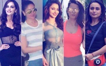 STUNNER OR BUMMER: Manushi Chhillar, Kareena Kapoor, Urvashi Rautela, Soundarya Sharma Or Rani Mukerji?