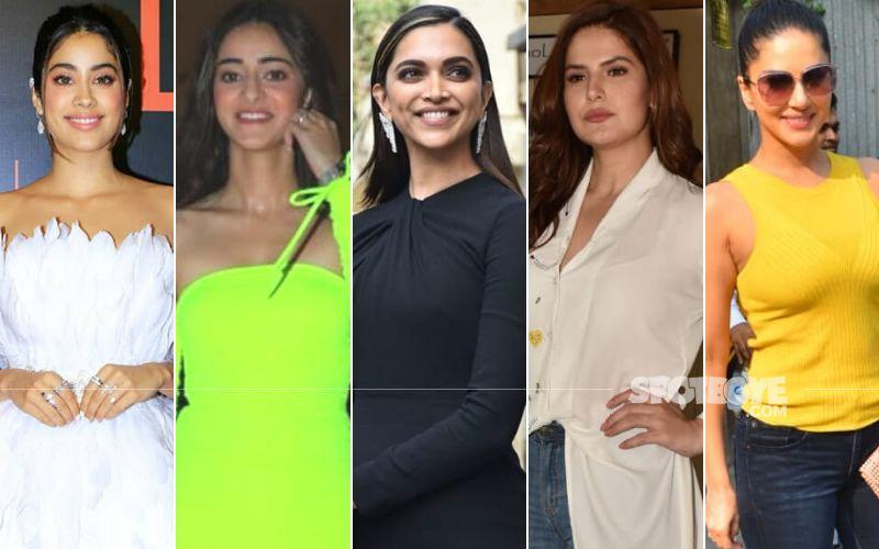 STUNNER OR BUMMER: Janhvi Kapoor, Ananya Panday, Deepika Padukone, Zareen Khan Or Sunny Leone?