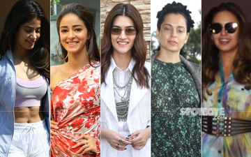 STUNNER OR BUMMER: Janhvi Kapoor, Ananya Panday, Kriti Sanon, Kangana Ranaut Or Huma Qureshi?