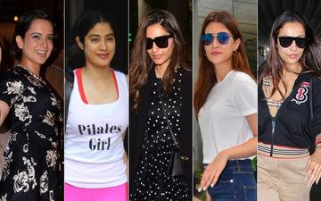 STUNNER OR BUMMER: Janhvi Kapoor, Kangana Ranaut, Sonam Kapoor, Kriti Sanon Or Malaika Arora?