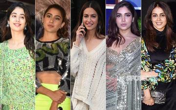 STUNNER OR BUMMER: Janhvi Kapoor, Sara Ali Khan, Kriti Kharbanda, Bhumi Pednekar Or Genelia Deshmukh?