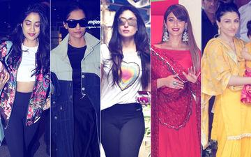 झकास या बकवास: जान्हवी कपूर, सोनम कपूर, करीना कपूर, इलियाना डीक्रूज़ या सोहा अली खान?