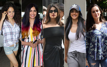 STUNNER OR BUMMER: Kangana Ranaut, Adah Sharma, Priyanka Chopra, Kiara Advani Or Evelyn Sharma?