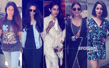 STUNNER OR BUMMER: Kareena Kapoor, Deepika Padukone, Sara Ali Khan, Anushka Sharma Or Yami Gautam?