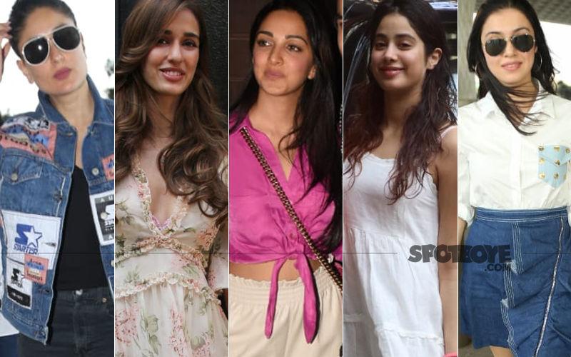 STUNNER OR BUMMER: Kareena Kapoor, Disha Patani, Kiara Advani, Janhvi Kapoor Or Divya Khosla Kumar?