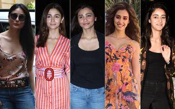 STUNNER OR BUMMER: Kareena Kapoor Khan, Alia Bhatt, Daisy Shah, Disha Patani Or Ananya Panday?