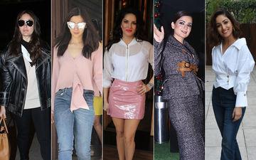 STUNNER OR BUMMER: Kareena Kapoor Khan, Alia Bhatt, Sunny Leone, Kangana Ranaut Or Yami Gautam?