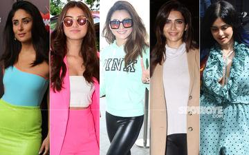 STUNNER OR BUMMER: Kareena Kapoor Khan, Tara Sutaria, Urvashi Rautela, Karishma Tanna Or Adah Sharma?