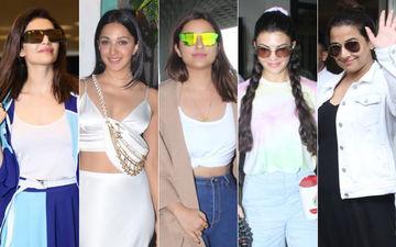 STUNNER OR BUMMER: Karishma Tanna, Kiara Advani, Parineeti Chopra, Jacqueline Fernandez Or Vidya Balan?