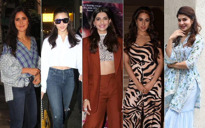 STUNNER OR BUMMER: Katrina Kaif, Alia Bhatt, Sonam Kapoor, Sara Ali Khan, Or Jacqueline Fernandez?