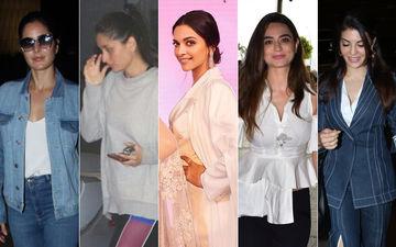STUNNER OR BUMMER: Katrina Kaif, Deepika Padukone, Kareena Kapoor Khan, Soundarya Sharma Or Jacqueline Fernandez?