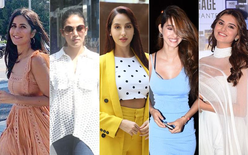 STUNNER OR BUMMER: Katrina Kaif, Mira Rajput, Nora Fatehi, Disha Patani Or Tara Sutaria?