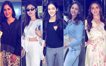 STUNNER OR BUMMER: Katrina Kaif, Mouni Roy, Ananya Panday, Rakul Preet Singh Or Esha Deol?