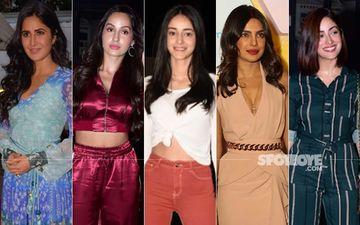 STUNNER OR BUMMER: Katrina Kaif, Nora Fatehi, Ananya Panday, Priyanka Chopra Or Yami Gautam?