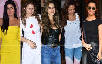 STUNNER OR BUMMER: Katrina Kaif, Sara Ali Khan, Disha Patani, Mira Rajput Or Shraddha Kapoor?