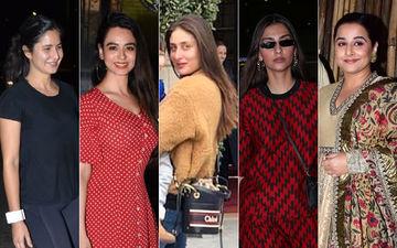 STUNNER OR BUMMER: Katrina Kaif, Soundarya Sharma, Kareena Kapoor Khan, Sonam Kapoor Or Vidya Balan?