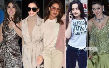 STUNNER OR BUMMER: Kim Sharma, Deepika Padukone, Priyanka Chopra Jonas, Ameesha Patel Or Urvashi Rautela?