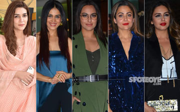 STUNNER OR BUMMER: Kriti Sanon, Genelia Deshmukh, Sonakshi Sinha, Amrita Arora Or Huma Qureshi?