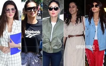 STUNNER OR BUMMER: Kriti Sanon, Malaika Arora, Kareena Kapoor Khan, Taapsee Pannu Or Shilpa Shetty?