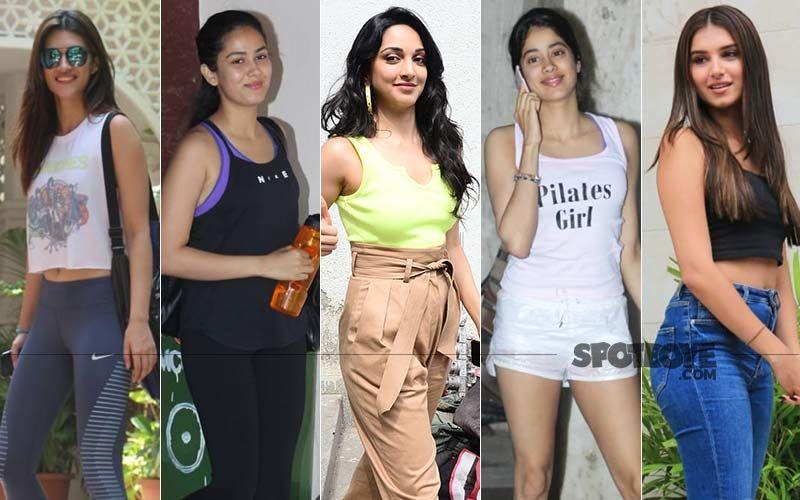 STUNNER OR BUMMER: Kriti Sanon, Mira Rajput, Kiara Advani, Janhvi Kapoor Or Tara Sutaria?