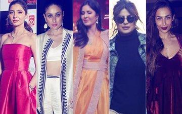 STUNNER OR BUMMER: Mahira Khan, Kareena Kapoor, Katrina Kaif, Priyanka Chopra Or Malaika Arora?