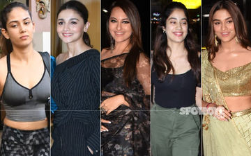 STUNNER OR BUMMER: Mira Rajput, Alia Bhatt, Sonakshi Sinha, Janhvi Kapoor Or Saiee Manjrekar?
