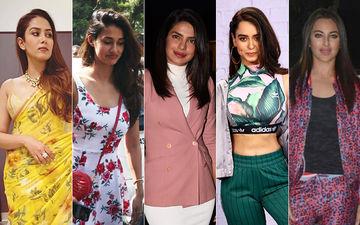 STUNNER OR BUMMER: Mira Rajput, Disha Patani, Priyanka Chopra, Soundarya Sharma Or Sonakshi Sinha?