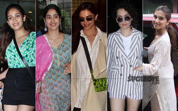 STUNNER OR BUMMER: Mira Rajput, Janhvi Kapoor, Deepika Padukone, Kangana Ranaut Or Tara Sutaria?