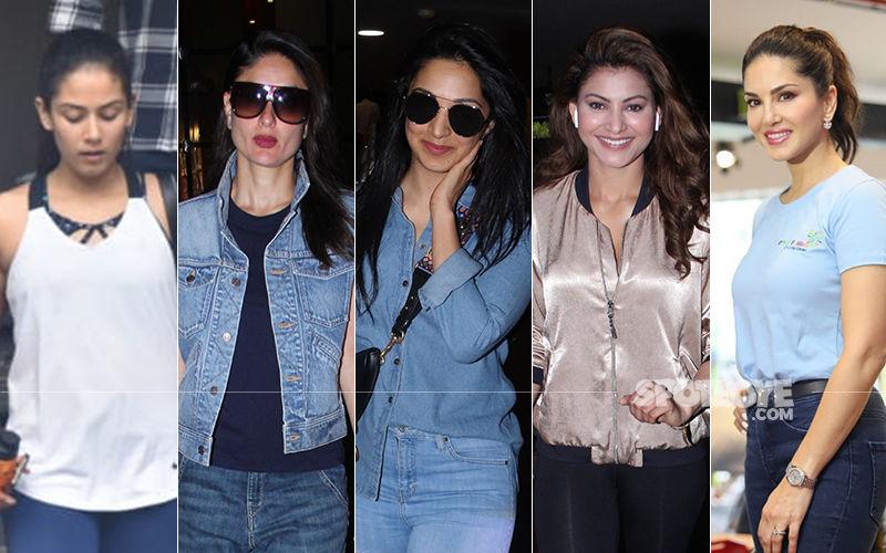 STUNNER OR BUMMER: Mira Rajput, Kareena Kapoor Khan, Kiara Advani, Urvashi Rautela Or  Sunny Leone?