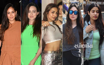 झकास या बकवास: मीरा राजपूत, करीना कपूर, मलाइका अरोड़ा, सना खान या जान्हवी कपूर?