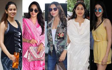 STUNNER OR BUMMER: Mira Rajput, Kiara Advani, Gauri Khan, Janhvi Kapoor Or Ananya Panday?