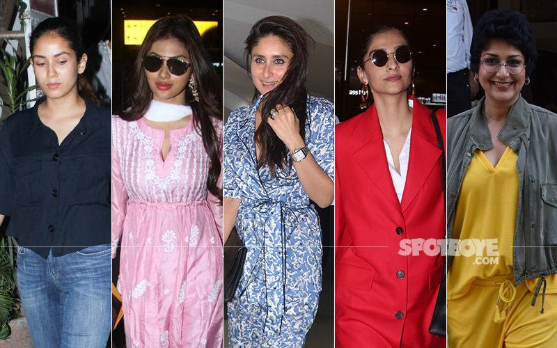 STUNNER OR BUMMER: Mira Rajput, Mouni Roy, Kareena Kapoor Khan, Sonam Kapoor Or Sonali Bendre?