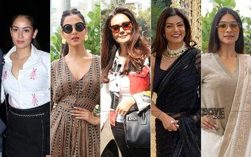 STUNNER OR BUMMER: Mira Rajput, Sonal Chauhan, Preity Zinta, Sushmita Sen Or Tanishaa Mukerji?