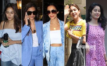 STUNNER OR BUMMER: Mira Rajput, Sonam Kapoor, Malaika Arora, Sara Ali Khan Or Janhvi Kapoor?