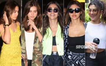 STUNNER OR BUMMER: Mira Rajput, Tara Sutaria, Pooja Hegde, Mouni Roy Or Jacqueline Fernandez?