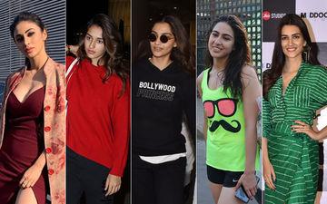 STUNNER OR BUMMER: Mouni Roy, Disha Patani, Sonam Kapoor, Sara Ali Khan Or Kriti Sanon?