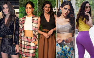 STUNNER OR BUMMER: Mouni Roy, Janhvi Kapoor, Priyanka Chopra, Sara Ali Khan Or Soundarya Sharma?