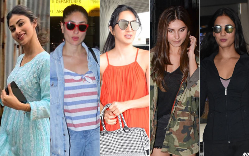 STUNNER OR BUMMER: Mouni Roy, Kareena Kapoor Khan, Kiara Advani, Tara Sutaria Or Sonal Chauhan?