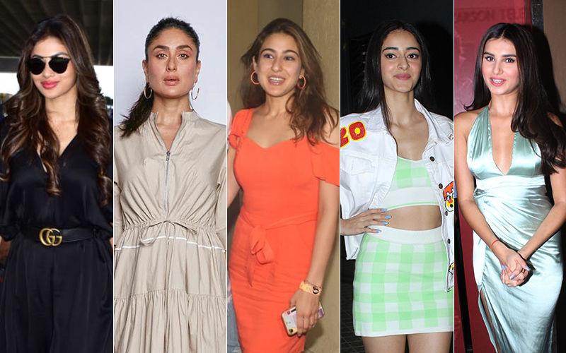 STUNNER OR BUMMER: Mouni Roy, Kareena Kapoor Khan, Sara Ali Khan, Ananya Panday Or Tara Sutaria?