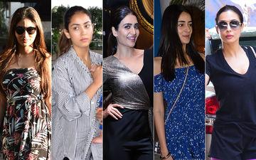 झकास या बकवास: मीरा राजपूत, करिश्मा तन्ना, मलाइका अरोड़ा, मौनी रॉय या अनन्या पांडे?