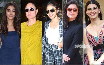 STUNNER OR BUMMER: Pooja Hegde, Kareena Kapoor Khan, Mouni Roy, Parineeti Chopra Or Shivaleeka Oberoi?