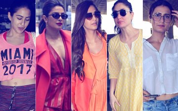 STUNNER OR BUMMER: Sara Ali Khan, Priyanka Chopra, Sonam Kapoor, Kareena Kapoor Or Fatima Sana Shaikh?