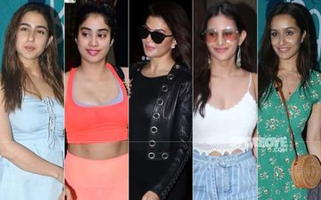 STUNNER OR BUMMER: Sara Ali Khan, Shraddha Kapoor, Jacqueline Fernandez, Amyra Dastur Or Janhvi Kapoor?