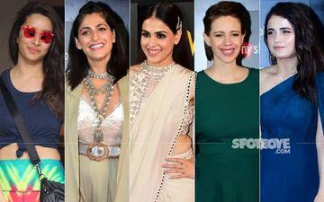 STUNNER OR BUMMER: Shraddha Kapoor, Kalki Koechlin, Kubbra Sait, Genelia Deshmukh Or Radhika Madan?