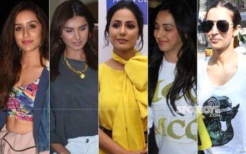 STUNNER OR BUMMER: Shraddha Kapoor, Tara Sutaria, Hina Khan, Kiara Advani Or Malaika Arora?