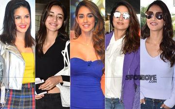 STUNNER OR BUMMER: Sunny Leone, Ananya Panday, Disha Patani, Hina Khan Or Vaani Kapoor?